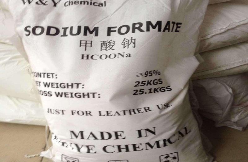Sodium Formate 92%,95%,97%