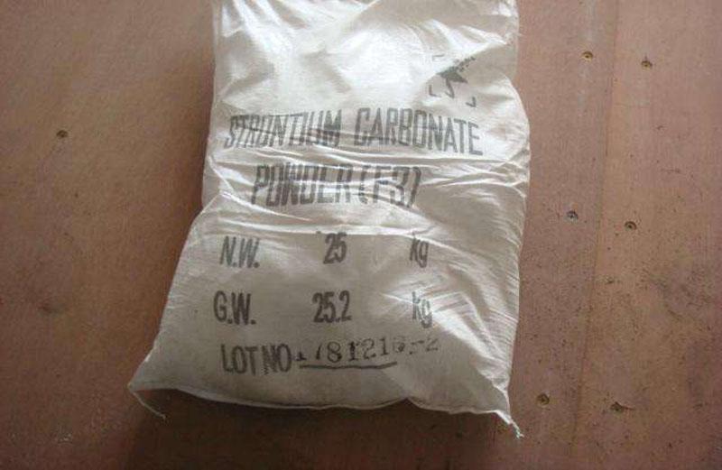 Strontium Carbonte 97%