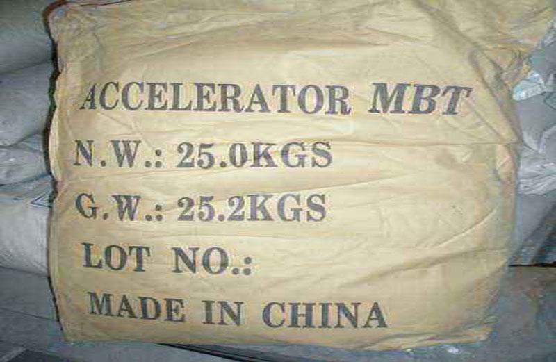 Rubber Accelerator, DPG