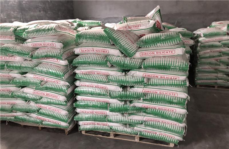 Zirconium Silicate 60% 63.5% 65%