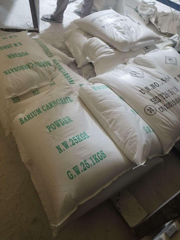 Barium Carbonate good export Iran
